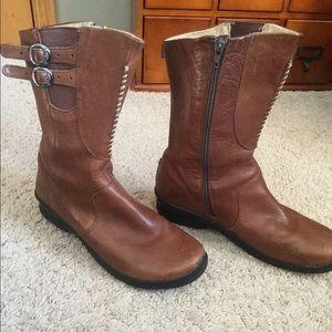 Keen bern low boots sz 10